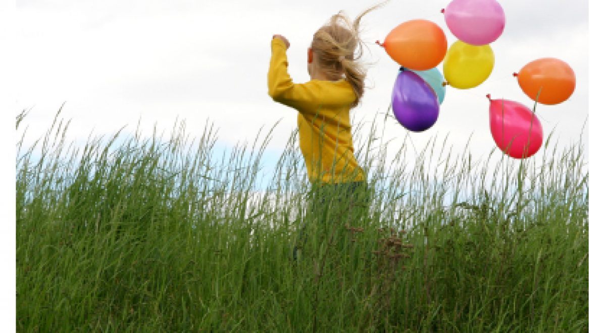 Child with BalloonsPhoto by Texas Loves Children