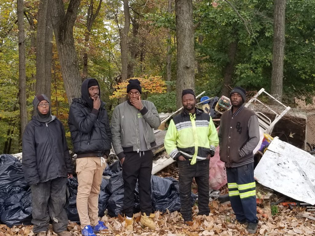 Ward 8 Woods Stewards