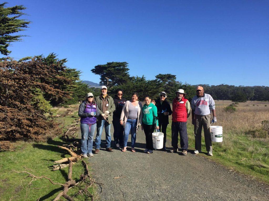 Coastside Land Trust Volunteers