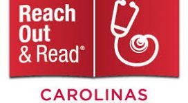 Reach Out and Read Carolinas logo