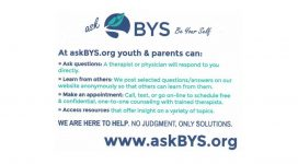 askBYS - Photo by Bainbridge Youth Services