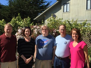 Advisory Board members at the 2016 Funding Retreat. Copyright © 2016 by The Tomberg Family Philanthropies