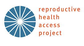 Reproductive Health Access Project logo